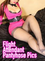 Flight Attendant Pantyhose