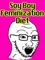 Feminization Diet